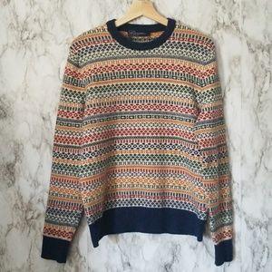 Gap| Nordic Fair Isle Pull on Sweater